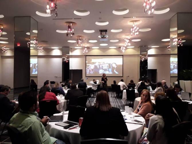 andres silva arancibia y rosario sorondo, congreso internacional de marketing, ciudad de panamá, 2017