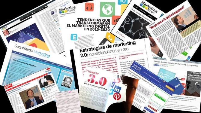 Andrés Silva Arancibia Artículo Marketing Digital, Redes Sociales 2016