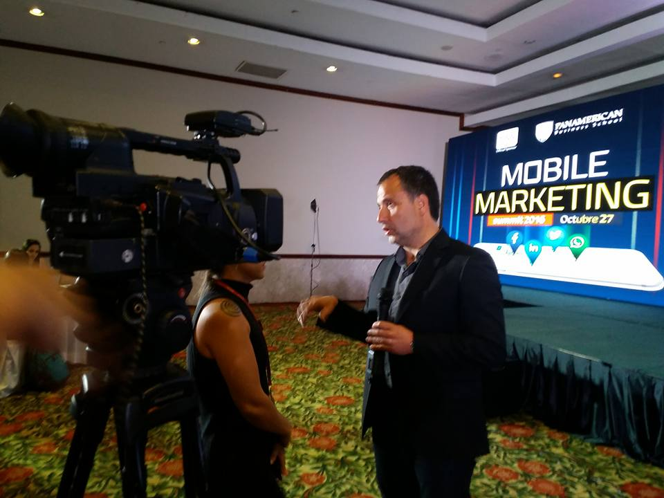 andres silva arancibia, conextrategia, libro, marketing digital, mobile marketing summit, guatemala