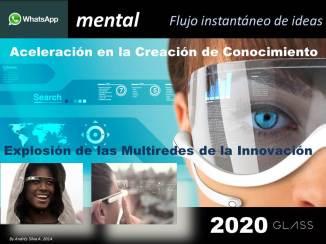 2020. El Comienzo De La Expansión Del Conocimiento Por Multiredes