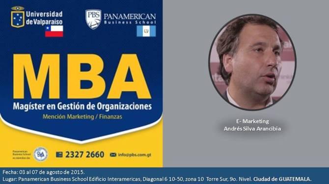 Andrés Silva Arancibia MBA