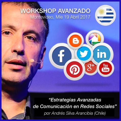 andres silva arancibia, marketing digital, conferencista, seminarios, charlas, congreso