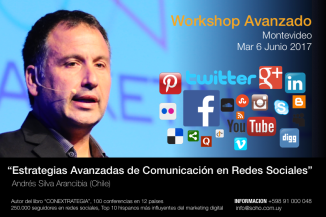 Workshop Redes Sociales Andres Silva