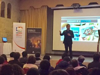 andres silva arancibia, seminario, marketing digital, chalas, conferencias, seminario, rancagua, codelco
