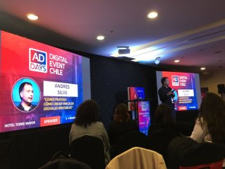 andres silva arancibia, addays chile, 2017, marketing digital, speaker...