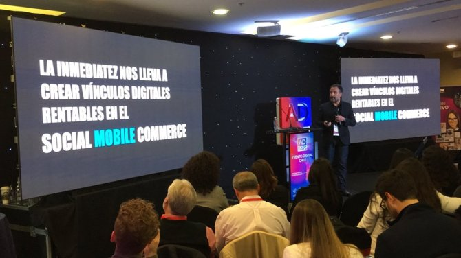 andres silva arancibia, addays chile, 2017, marketing digital, speaker