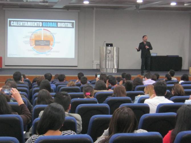 andres silva arancibia, marketing digital, charlas, conferencias, seminarios