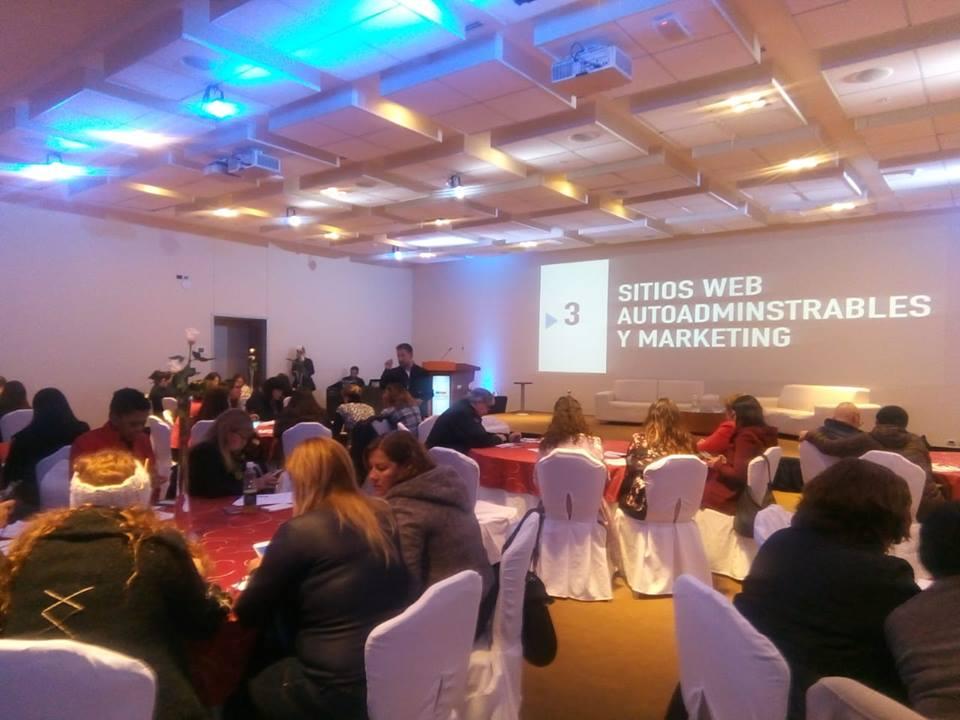 andres silva arancibia, marketing digital, charlas, conferencias, seminarios, experto