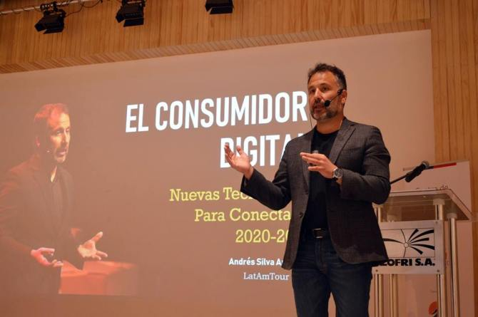 andres silva arancibia, ebook, marketing digital, email marketing, experto, expecialista, conferencias, seminarios, charlas, eventos, IA, IoT ....